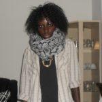 Ama, jeune femme black d'Antony, cherche un mec fiable