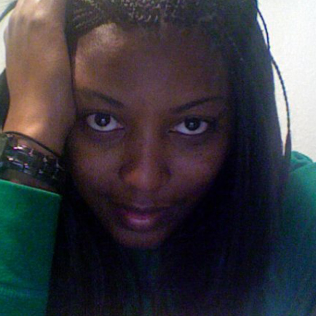 Nicole, belle camerounaise de Lyon