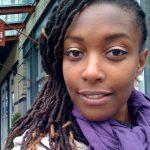 Laurie, jolie black de Montreuil, veut retrouver l'amour