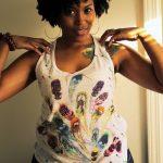 Lulu, malienne aux belles rondeurs, de Montreuil