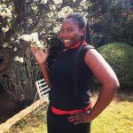 Eliette femme noire ronde veut du sérieux à Bobigny